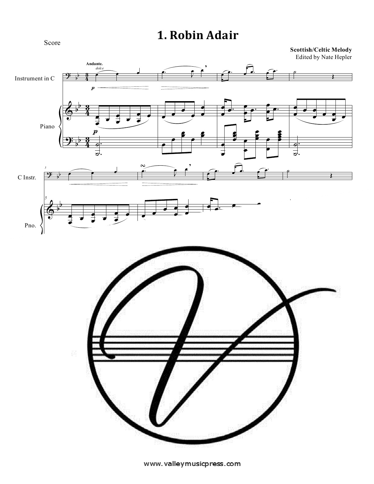 Arban Art of Phrasing Piano Accompaniment Vol. 1 No. 1-25 (Trb)
