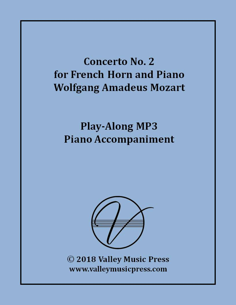 Beethoven - Sonata for Horn and Piano Op. 17 (MP3 Accompaniment)