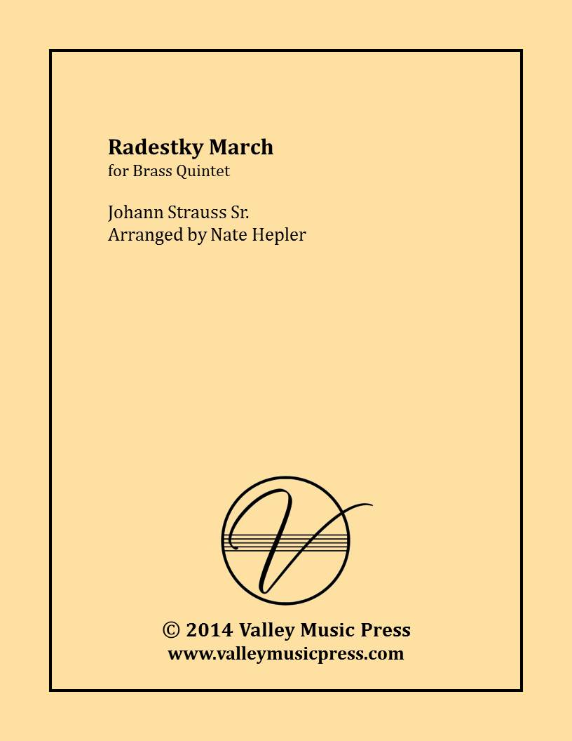 Strauss - Radetzky March (Brass Quintet)