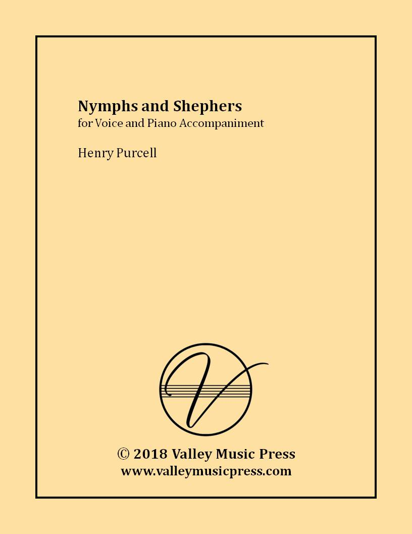 Purcell - Nymphs and Shepherds Z. 600 (Voice)