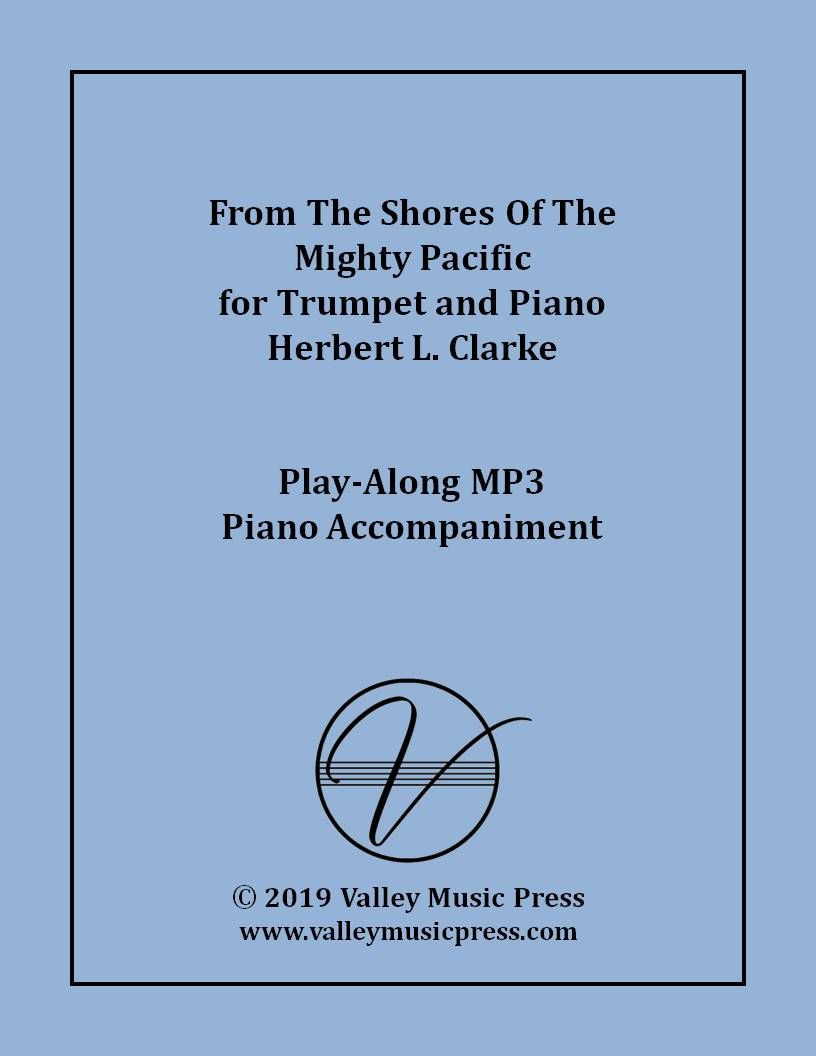 Clarke - From The Shores Of The Mighty Pacific (MP3 Accomp.)