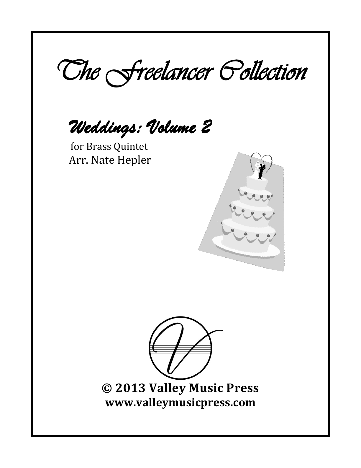 Hepler - The Freelancer Collection - Weddings: Vol. 2 (BQ)