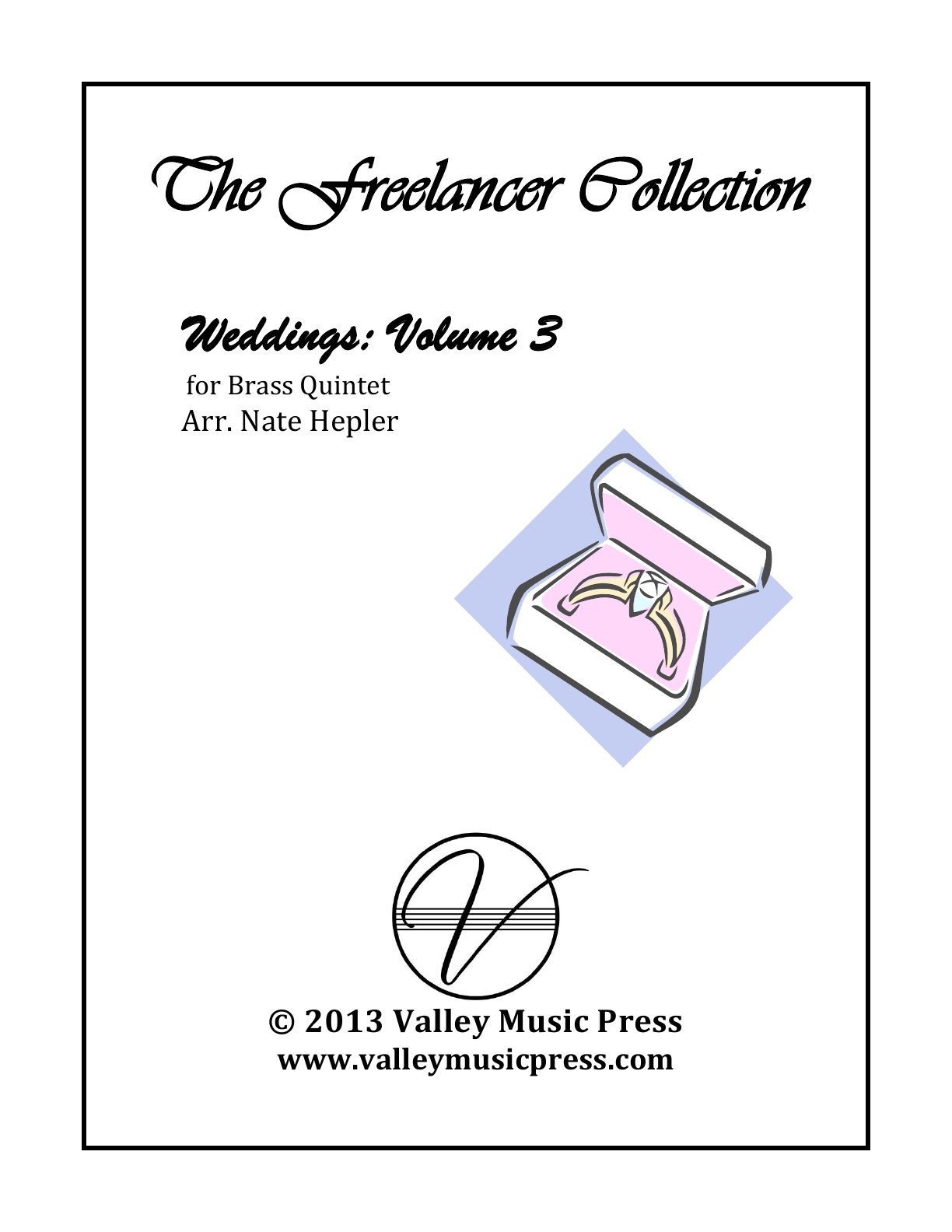 Hepler - The Freelancer Collection - Weddings: Vol. 3 (BQ)