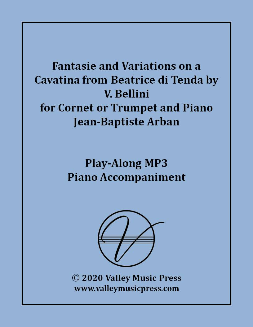 Arban - Fantaisie and Variations from Beatrice di Tenda (MP3)